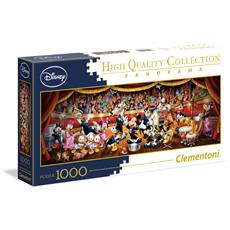 Puzzle 1000 Pz - Disney Panorama Collection - Disney Orchestra