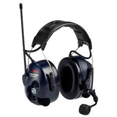 MT7H7A4410-EU Stereofonico Padiglione auricolare Nero, Blu cuffia e auricolare