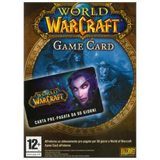 PC - World Of Warcraft - Carta Prepagata da 60 giorni