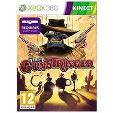 X360 - The GunsTringer (Software per Kinect)