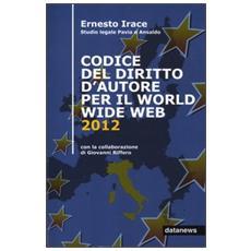 Codice del diritto d'autore per il World Wide Web 2012