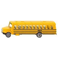 Scuola bus USA in metallo