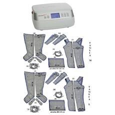Pressoterapia Power Q1000 Premium LEG2 + ABD
