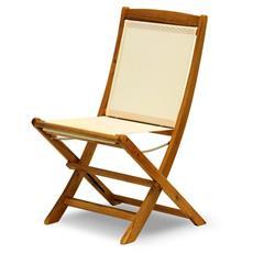 Sedia per esterno Pieghevole