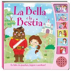 Ascoltafiabe - La Bella E La Bestia