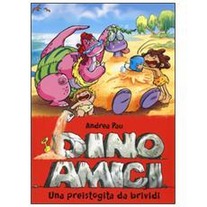 Una preistogita da brividi. Dinoamici