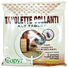 Topicita Tavolette 19x14 Cm. - Insetticidi E Repellenti