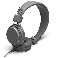 04090064 - Zound Industries Urbanears Plattan cuffie con microfono Colore Dark Grey