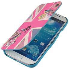 Custodia Protettiva a Portafoglio per Smartphone Multicolore ACZS4FUJ