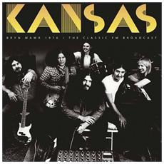 Kansas - Bryn Mawr 1976 (2 Lp)