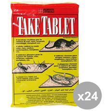 Set 24 Topicida Tavolette 20x30 Cm. Articoli Per Insetti