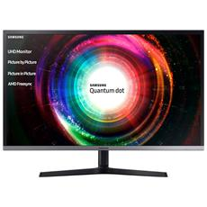 "Monitor 31.5"" LED VA U32H850 3840x2160 4K Ultra HD Tempo di Risposta 4 ms Quantum Dot"