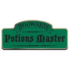 Harry Potter: Potions Master (badge Smaltato)