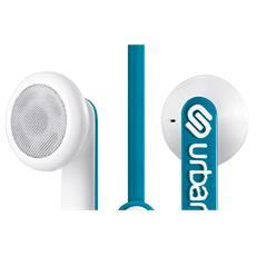 """Oslo, Stereofonico, Interno orecchio, Blu, Cablato, 3.5 mm (1/8"""") , 20 - 20000 Hz"""