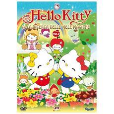 Dvd Hello Kitty-alla Ricerca Delle M. #02