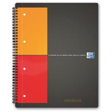 Cf5blocco Filingbook A4 5mm
