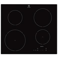 Piano Cottura EHH6240IOK a Induzione 4 Zone Cottura da 60 cm Colore Nero
