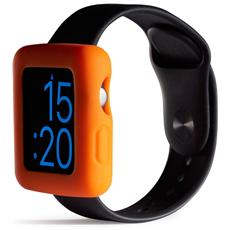 cinturino per Apple Watch Boomtime 42mm arancio