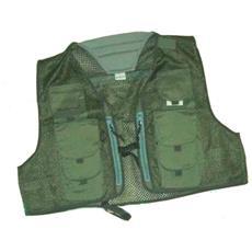 Gilet Patagon Fishing Vest Verde Xxl