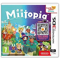 N3DS - Miitopia