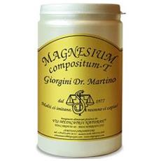 Magnesium Comp. tav. 200g