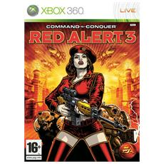 X360 - Command & Conquer Red Alert 3