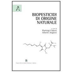 Biopesticidi di origine naturale
