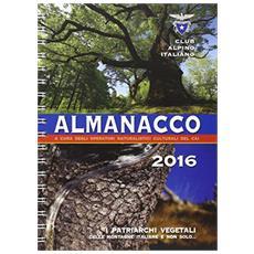 Agenda almanacco 2016 degli operatori naturalistici culturali del CSC