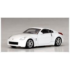 20283 Nissan Fairlady Z Coupe White 1/64 Modellino