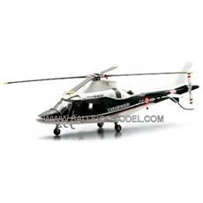 Ny25183 Elicottero Agusta Aw 109 Carabinieri 1:43 Modellino