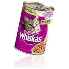 Gatto, Patè Con Agnello 400 Gr