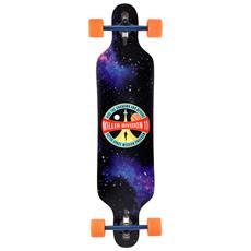 """Longboard Mission 38"""""""" S01lb0046 Skateboard Tipo Longboard Completo - Componenti Di Alta Qualità"""