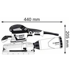 GSS 280 AVE Professional, mains
