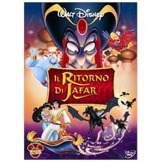 Dvd Ritorno Di Jafar (il)