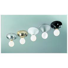 Illuminazione 1669-15-N - Plafoniera In Alluminio