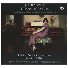 Terra NovaVeronique BogaertsJ. c. Van Den Eynde - Francis Thome Etc: Chants D'amour