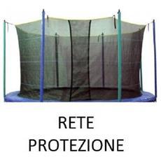 Rete Di Protezione Per Tappeto Elastico Proline Xxl Ø 423 Cm. Garlando