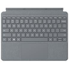 MICROSOFT - Surface Go Type Cover alcantara colore platino