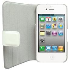 730744 Custodia a libro Bianco custodia per cellulare