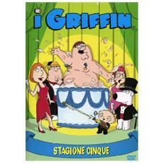 Dvd Griffin (i) - Stagione 05 (3 Dvd)