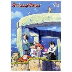 DVD STRANGE DAWN #03 (ep. 10-13)