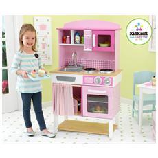 Legno Home Cooking Kitchen 61x34x101 53198