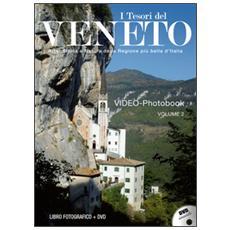 I tesori del Veneto. Arte, storia e natura della regione più bella d'Italia. Con DVD. Vol. 2