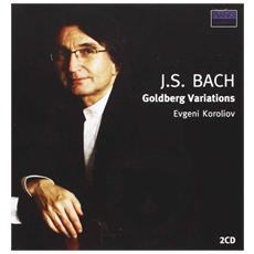 Bach - Variazioni Goldberg Bwv 988 (2 Cd)