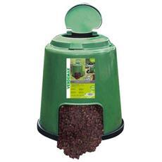 Compostiera da giardino 280 lt