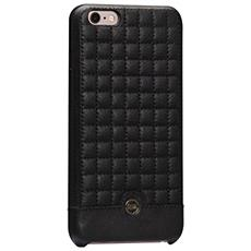 Cases Isa Quilted Snap On iPhone 6 / 6s Plus nero