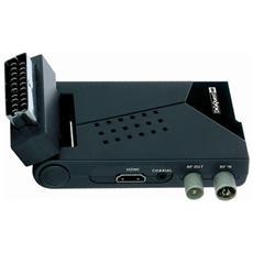 Ricevitore Digitale Terrestre HD DVB-T Supporto MPEG2