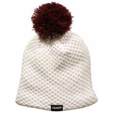 Cappello Uomo Leon Beanie Bianco 58