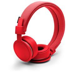 Plattan ADV, Stereofonico, Rosso, Padiglione auricolare, Cablato, Multi-key, 50 mW