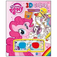 Colorissima 3D. My Little Pony. Con gadget